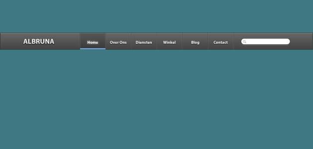 7 Gratis CSS3 menu's