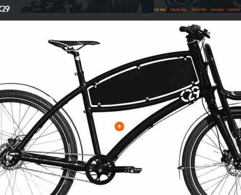 c29 fiets