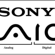 verborgen boodschap sony vaio logo