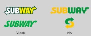 subway nieuw logo