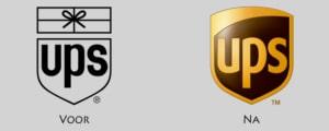 ups nieuw logo